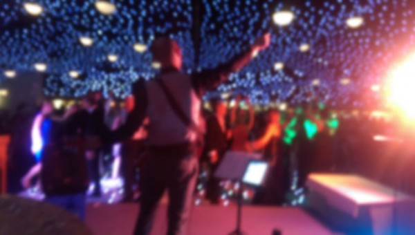 Liverpool Function Band Munch Perform At Elland Road, Leeds United FC